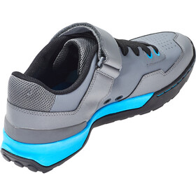 adidas Five Ten Kestrel Lace Scarpe Donna, grey five/shock cyan/core black
